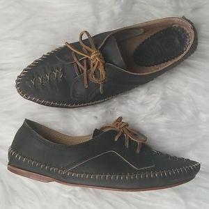 Latigo - Leather Oxford